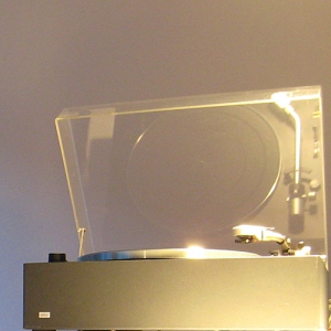 Schallplattenspieler Braun PS 500