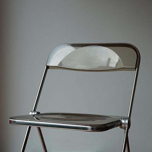 Klappstuhl designklassiker  Klappstuhl Plia von Giancarlo Piretti I verkauft | Antiquitätengeschäft
