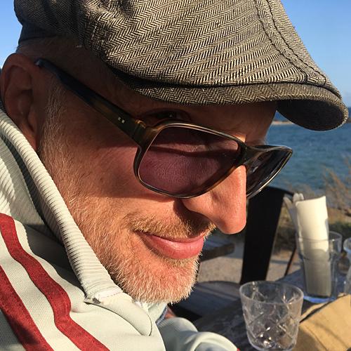 Stefan Schiefer Portrait 2019